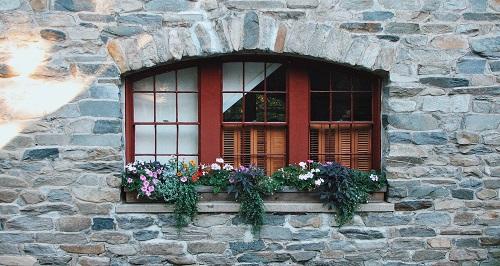 Fenêtre à Nice
