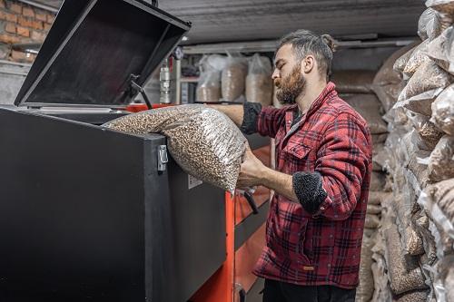 Poêle à granules à Isère: performance et sécurité